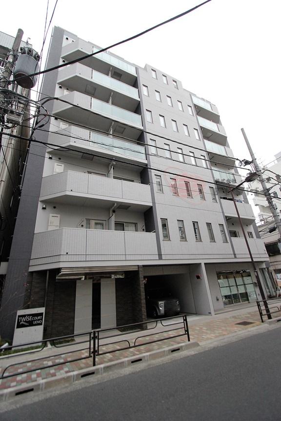 【築浅】トワイズコート上野