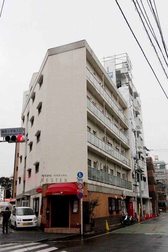 小石川マンション