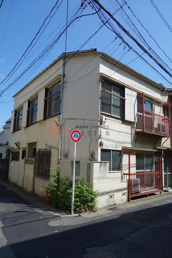 横山荘(千駄木)