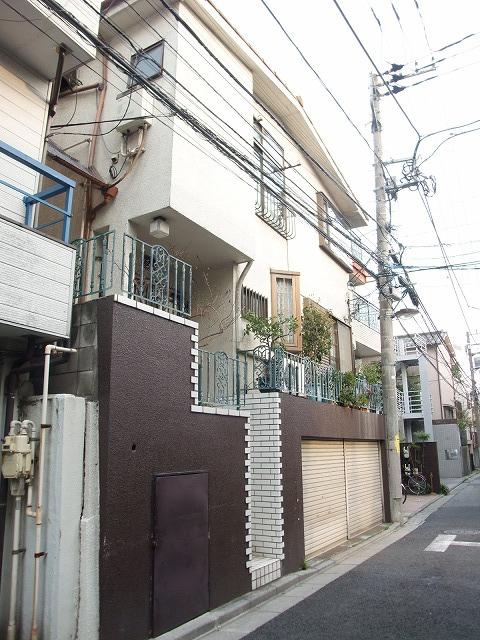 倉地アパート