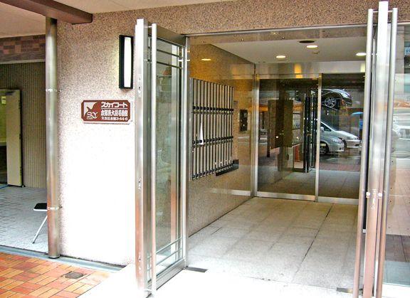スカイコート東大前壱番館