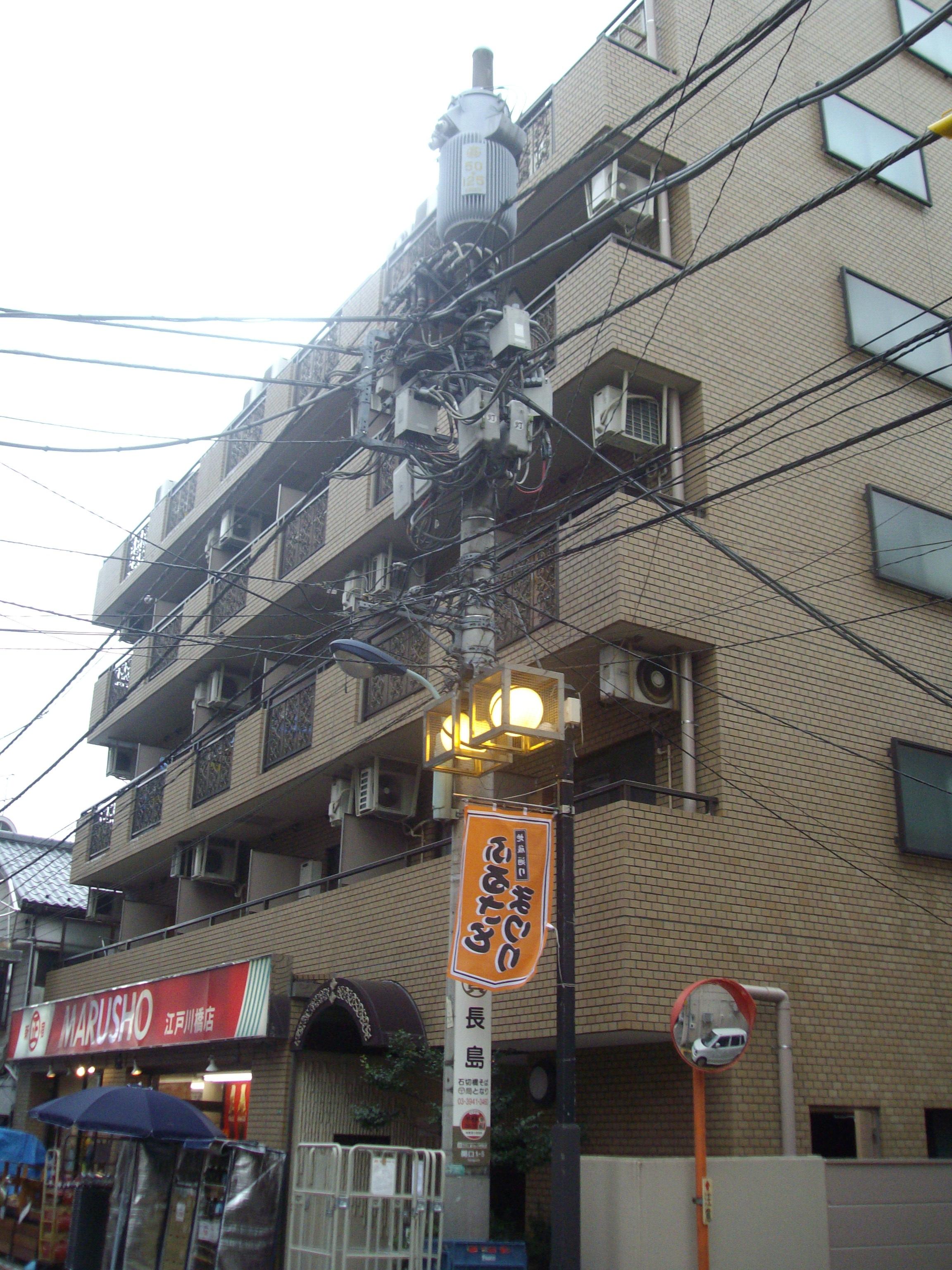 コスモシティ文京