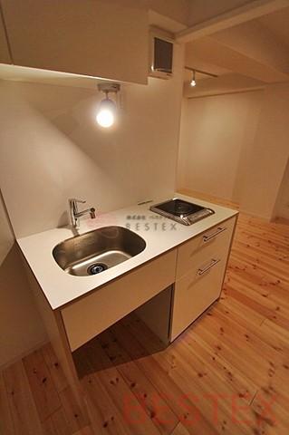 EKハイツ小石川のキッチン